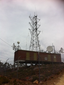 Hydro & Telstra Comms Compound